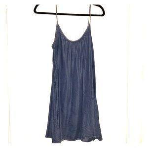 Denim Urban Outfitters dress
